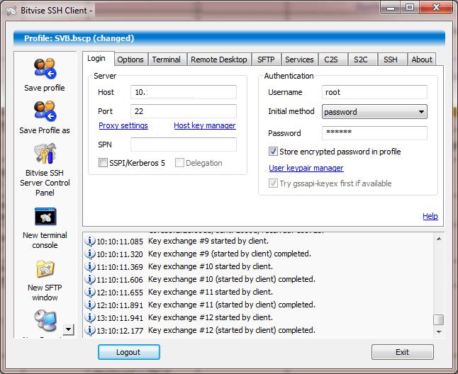 bitvise ssh 6.31