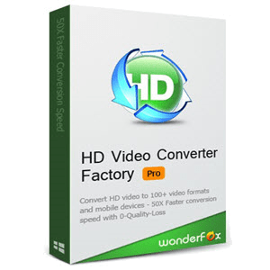 HD Video Converter Factory Pro 20.0 Registration Key With Crack 2021