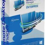 Remote Desktop Manager Enterprise 2020.3.12.0 Crack + Serial Key 2020
