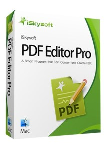 iSkysoft PDF Editor Pro 6.4.2 Crack + Registration Code Full Download