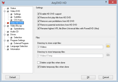 AnyDVD HD 8.5.0.0 Crack With Serial Key 2020 Free Download