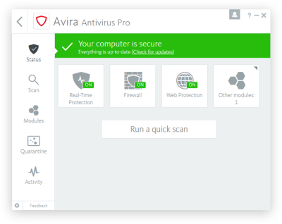Avira Optimization Suite 1.2.149.21141 Crack + Serial Keygen 2020