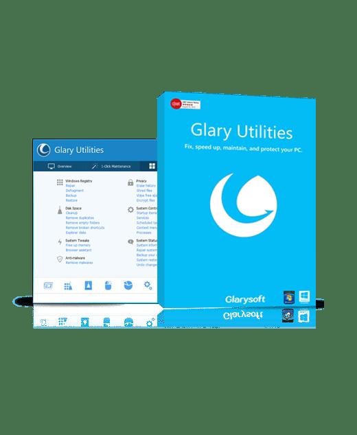 Glary Utilities 5.132.0.158 Crack With Keygen Free Download 2019