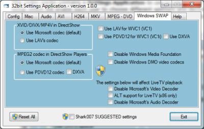 STANDARD Codecs 8.2.5 Crack For Windows 7/8.1/10