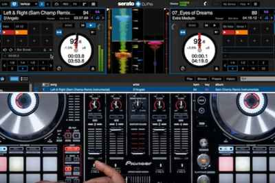 Serato DJ Pro 2.3.6 Crack With Key Free Download