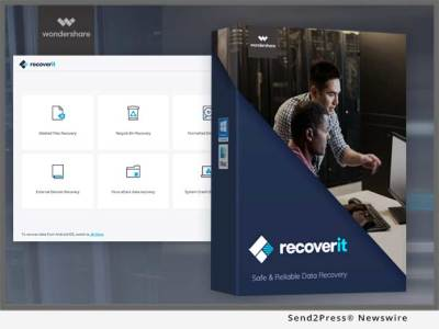 Wondershare Recoverit 9.0.4.10 Crack With Serial Key 2020 {Mac/PC}
