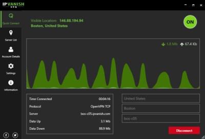 IPVanish 3.2.5.1 Crack And Keygen Full Download