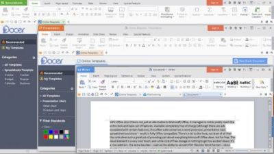 WPS Office 2019 11.2.0.8991 Crack With Product Key Free Edition