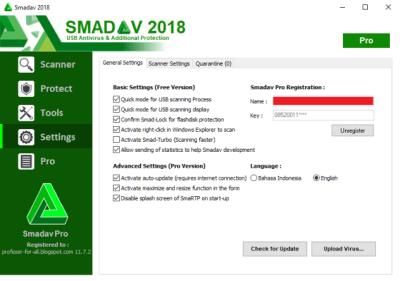 Smadav Antivirus 2020 Rev 13.8 Pro Crack + Serial Key Full Download