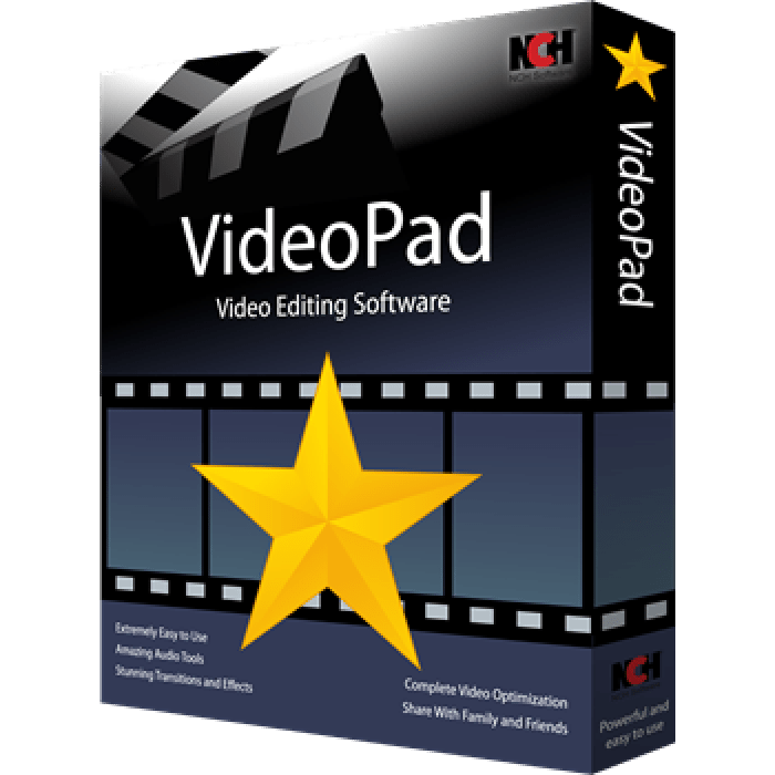 VideoPad Video Editor Pro 8.06 Crack With Serial License Keygen 2020