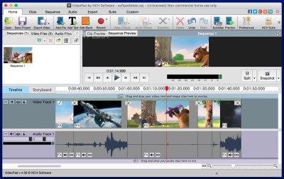 VideoPad Video Editor Pro 8.91 Crack With Serial Code 2020