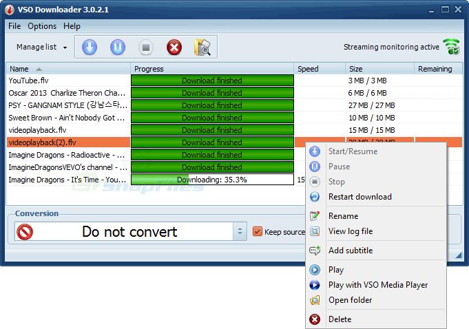 تحميل برنامج VSO Downloader 5.1.1.87 Ultimate Free Download مع التفعيل لاصدار الاخير