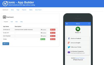 App Builder 2020.53 Crack Patch + Keygen Free Download