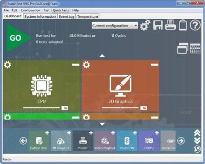 BurnInTest Professional 9.1 Build 1001 Crack Serial 2020