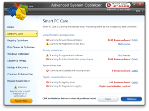 Advanced System Optimizer 3.9.3645.17962 With Keygen