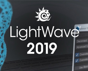 LightWave 2020.0.1 Crack With License Key Full Version