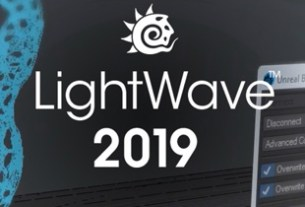 LightWave 2020.0.2 Crack With License Key Full Version