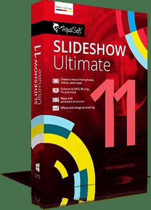 AquaSoft SlideShow Ultimate 11.6.4 Crack With Serial Number 2020