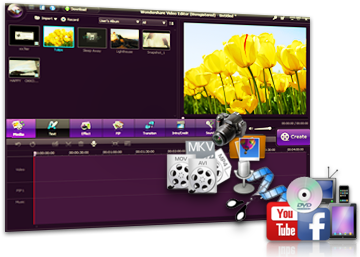 Apowersoft Video Editor 1.6.6.17 Crack With Keygen 2020 [Mac/Win]