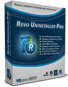 Revo Uninstaller Pro 4.2.1 Crack with License Key Free Download