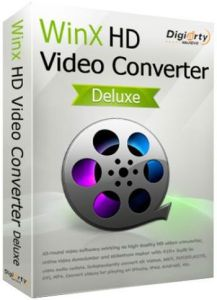WinX HD Video Converter Deluxe 5.16.0.332 Crack + Patch 2020