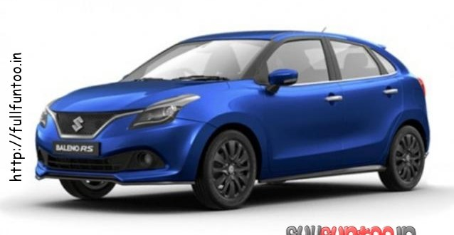 Maruti Suzuki begins online bookings for upcoming Baleno RS