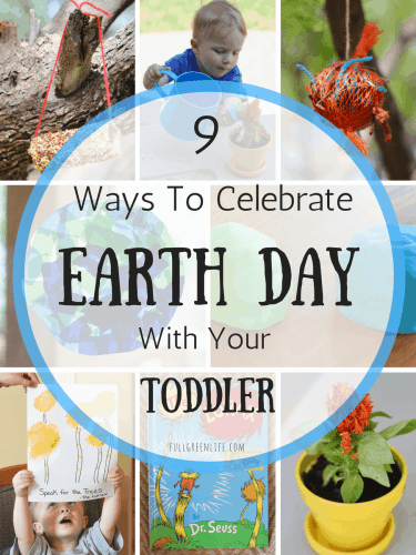 Earth Day with your Toddler