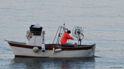 Fisherman, Italy
