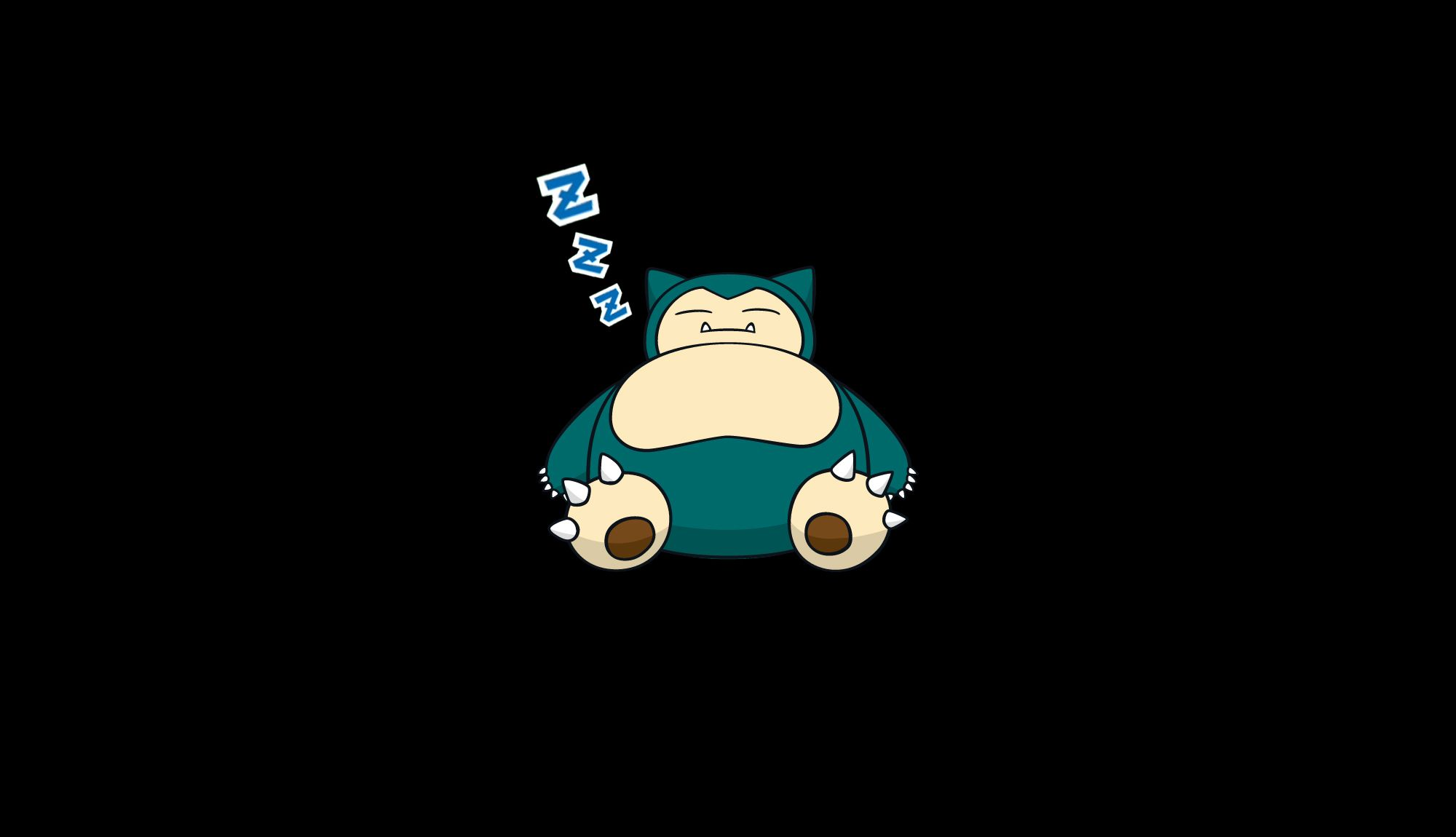 Snorlax Wallpaper Full HD Pictures