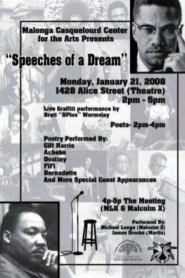 Speeches of a Dream