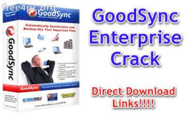 GoodSync 10 10 0 Crack With Serial Key Free Download 2019