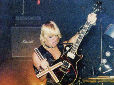Jeff Hanneman Bio, Gear, Slayer, Guitar Equipment