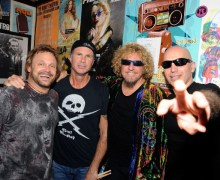 """Chickenfoot Releases New Video for """"Divine Termination"""""""
