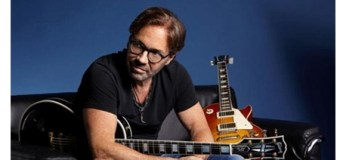 VIDEO:  Footage of Al Di Meola in the Studio Recording His New Album