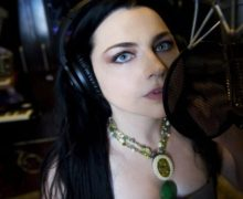 "Hear Evanescence Vocalist Amy Lee's New Single, ""Love Exists"""
