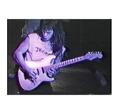 Andre Corbin, Guitarist, Bio-Interview, Helstar, Nosferatu, Distant