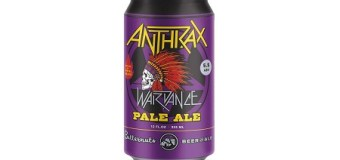 Anthrax Beer to Make Debut @ NYC Bar Crawl on March 28th