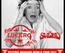 Clutch Announce 2017 Tour Dates w/ Lucero & The Sword