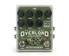 GUITAR PEDAL DEMO – Blurst, Electro Harmonix Operation Overlord, Wailer Wah, and Mig-50