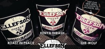 Megadeth's David Ellefson to Hold Grand Opening for Coffee Shop April 7-9