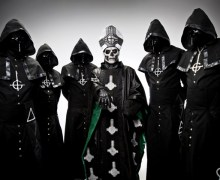 "Nameless Ghoul, NEW Ghost Album will be, ""a record about survival"""