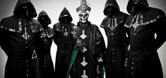 Former Ghost Member Comes Out
