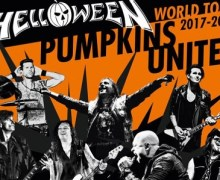 Video:  Helloween Certified Gold in Czech Republic, My God-Given Right