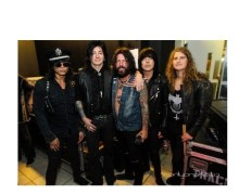 """LISTEN! – Hear the Studio Version of the New L.A. Guns Track """"Speed"""""""