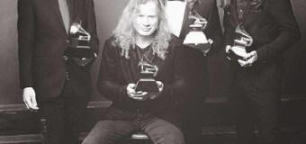 Megadeth Announces Japan Dates w/ Anthrax