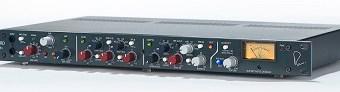 Shelford Channel – Transformer Gain Mic Pre, Inductor EQ, Diode Bridge Compressor