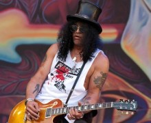 Producer Eric Valentine Details Slash's Signature Sound