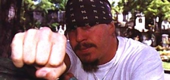 """Mike Muir on Dave Lombardo, """"he gives them everything he's got"""""""