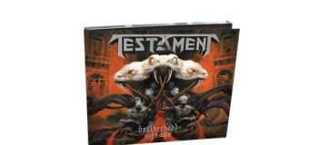 "Testament ""Brotherhood of the Snake"" CD on Sale!!"