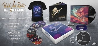 Uli Jon Roth Unboxing Super-Deluxe Tokyo Tapes Revisited – Live in Japan Boxset